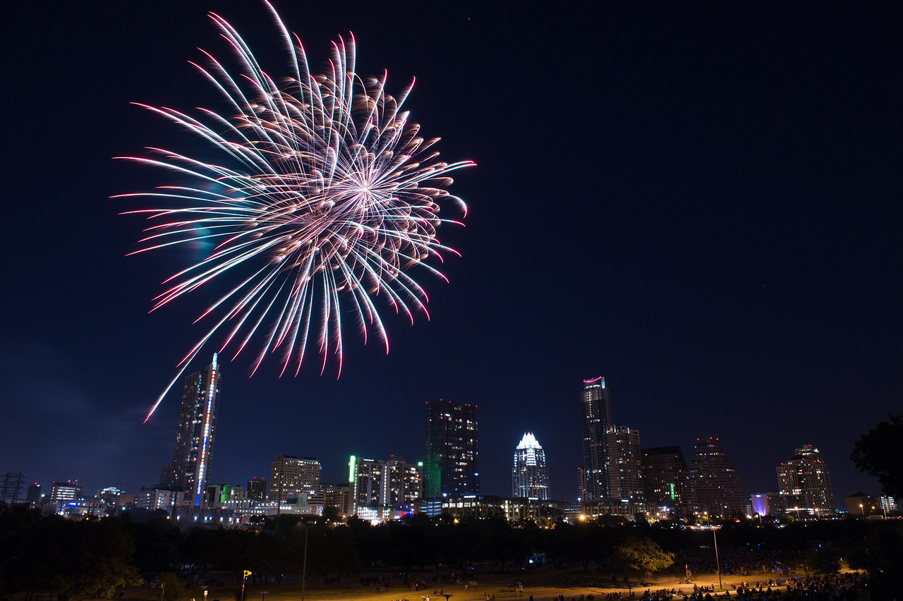 The Fourth of July, 2012